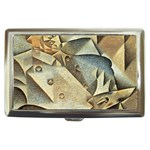 Juan_Gris_-_Portrait_of_Picasso Cigarette Money Case