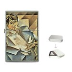 Juan_Gris_-_Portrait_of_Picasso Flip Top Lighter