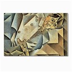 Juan_Gris_-_Portrait_of_Picasso Postcards 5  x 7  (Pkg of 10)