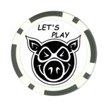 ILovePoker Poker Chip Card Guard