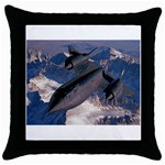 awallpaperavia016 Throw Pillow Case (Black)