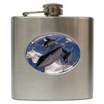awallpaperavia016 Hip Flask (6 oz)