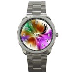 u2_3685 Sport Metal Watch