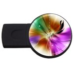 u2_3685 USB Flash Drive Round (4 GB)