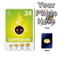 Beanz Deck 1 By Karim Chakroun   Playing Cards 54 Designs   Dbl8hn6ghdpc   Www Artscow Com Front - Heart2