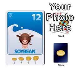 Queen Beanz Deck 3 By Karim Chakroun   Playing Cards 54 Designs   Lclrr6495ha4   Www Artscow Com Front - DiamondQ