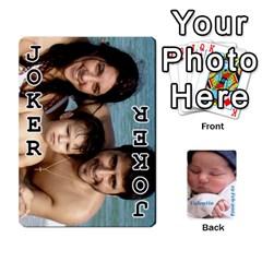 Cartas Valentin 4 By Ana   Playing Cards 54 Designs   Ea95gya0au71   Www Artscow Com Front - Joker1