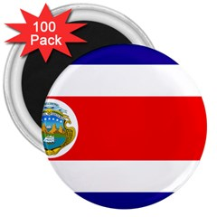 CostaRica 3  Magnet (100 pack) by Cart