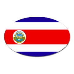 CostaRica Magnet (Oval) by Cart