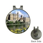 Leeds Castle, England Golf Ball Marker Hat Clip