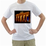 Brandenburg Gate, Germany White T-Shirt