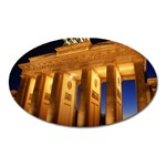 Brandenburg Gate, Germany Magnet (Oval)