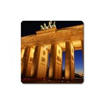 Brandenburg Gate, Germany Magnet (Square)