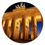 Brandenburg Gate, Germany Magnet 5  (Round)