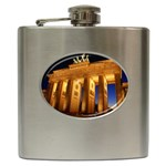 Brandenburg Gate, Germany Hip Flask (6 oz)