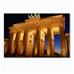 Brandenburg Gate, Germany Postcard 5  x 7