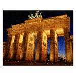 Brandenburg Gate, Germany Jigsaw Puzzle (Rectangular)