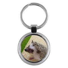 Standard Baby Key Chain (Round) from ArtsNow.com Front