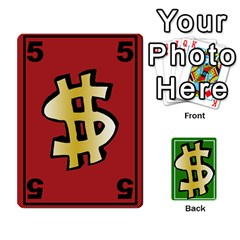 Money Cards By Rehlers   Playing Cards 54 Designs   Qwm0viaplr8v   Www Artscow Com Front - Heart2