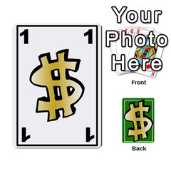 Money Cards By Rehlers   Playing Cards 54 Designs   Qwm0viaplr8v   Www Artscow Com Front - Spade7