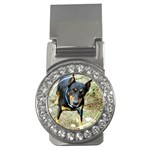 doberman pinscher Money Clip (CZ)