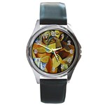 Pablo Picasso - Friendship Round Metal Watch