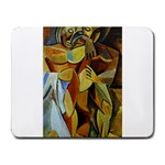 Pablo Picasso - Friendship Small Mousepad