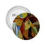 Pablo Picasso - Friendship 2.25  Button