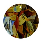 Pablo Picasso - Friendship Ornament (Round)