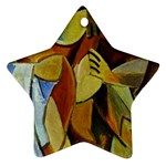 Pablo Picasso - Friendship Ornament (Star)