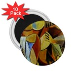 Pablo Picasso - Friendship 2.25  Magnet (10 pack)