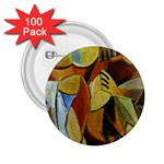 Pablo Picasso - Friendship 2.25  Button (100 pack)