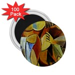 Pablo Picasso - Friendship 2.25  Magnet (100 pack)
