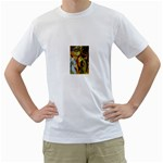 Pablo Picasso - Friendship White T-Shirt