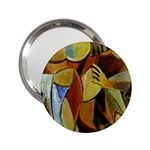 Pablo Picasso - Friendship 2.25  Handbag Mirror