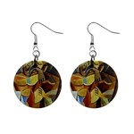 Pablo Picasso - Friendship 1  Button Earrings