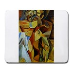 Pablo Picasso - Friendship Large Mousepad