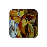 Pablo Picasso - Friendship Rubber Coaster (Square)