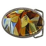 Pablo Picasso - Friendship Belt Buckle
