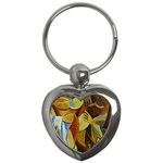 Pablo Picasso - Friendship Key Chain (Heart)