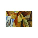 Pablo Picasso - Friendship Magnet (Name Card)