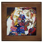 the_virgin__gustav_klimt_copy. Framed Tile