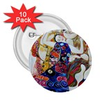 the_virgin__gustav_klimt_copy. 2.25  Button (10 pack)