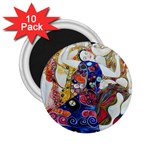 the_virgin__gustav_klimt_copy. 2.25  Magnet (10 pack)