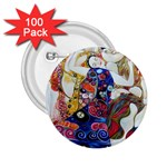 the_virgin__gustav_klimt_copy. 2.25  Button (100 pack)