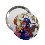 the_virgin__gustav_klimt_copy. 2.25  Handbag Mirror