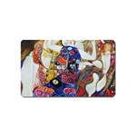 the_virgin__gustav_klimt_copy. Magnet (Name Card)
