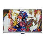 the_virgin__gustav_klimt_copy. Business Card Holder