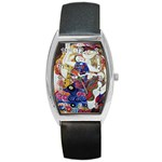 the_virgin__gustav_klimt_copy. Barrel Style Metal Watch