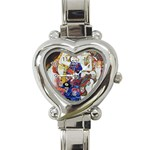 the_virgin__gustav_klimt_copy. Heart Italian Charm Watch